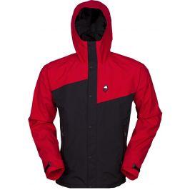 Pánská bunda High Point Revol Jacket Velikost: L / Barva: červená/černá