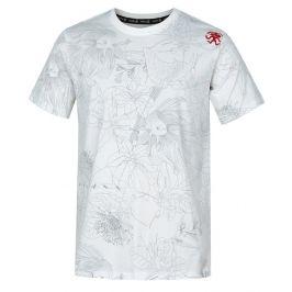 Pánské triko Rafiki Slack Print Velikost: M / Barva: bílá