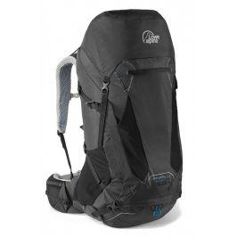 Batoh Lowe Alpine Manaslu 65:80 Velikost zad batohu: M/L / Barva: černá