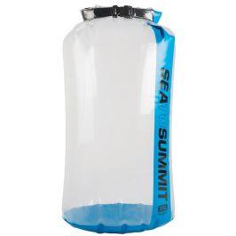 Voděodolný vak Sea to Summit Stopper Clear Dry Bag 35L Barva: modrá