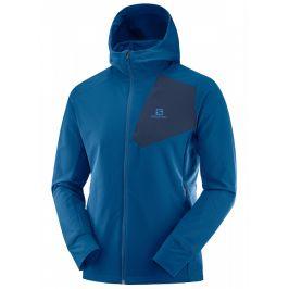 Pánská bunda Salomon Ranger JKT M Velikost: XXL / Barva: modrá