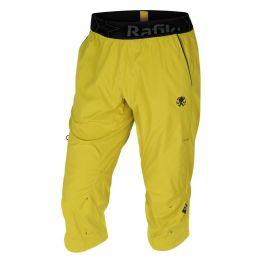 Pánské 3/4 kalhoty Rafiki Moonstone Velikost: M / Barva: žlutá