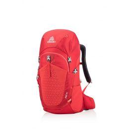 Dámský batoh Gregory Jade 33 Velikost zad batohu: XS/S / Barva: červená