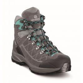 Dámské boty Scarpa Kailash Trek GTX WMN Velikost bot (EU): 38 / Barva: šedá