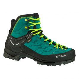 Dámské boty Salewa WS Rapace GTX Velikost bot (EU): 38 (UK 5) / Barva: zelená
