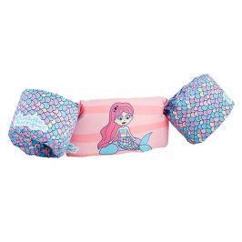 Plovací vesta Sevylor Puddle Jumper Mořská panna Barva: růžová/fialová