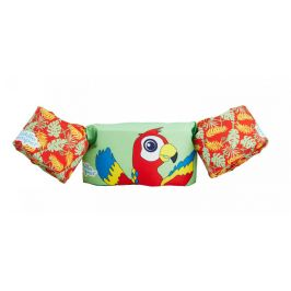 Plovací vesta Sevylor Puddle Jumper Papoušek Barva: zelená/červená