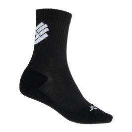 Ponožky Sensor Race Merino Velikost ponožek: 35-38 (3-5) / Barva: černá