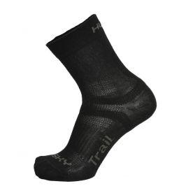 Ponožky Husky Trail Velikost ponožek: 36-40 / Barva: černá