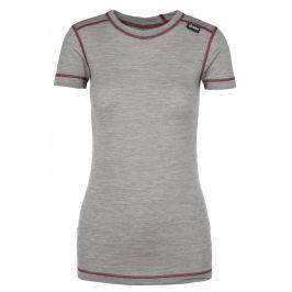 Dámské funkční triko Kilpi Merin W Velikost: S (36)/ Barva: šedá