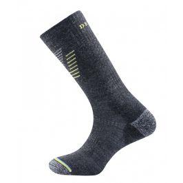 Ponožky Devold Hiking Medium Sock Velikost ponožek: 38-40 / Barva: šedá