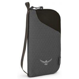 Peněženka Osprey Document Zip Wallet Barva: šedá/černá