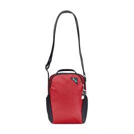 Bezpečnostní taška Pacsafe Vibe 200 Barva: červená