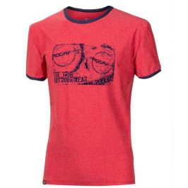 Pánské triko Progress OS Maverick 24AP Velikost: M / Barva: červená