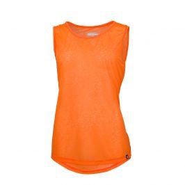 Dámské tílko Northfinder Lauren Velikost: M / Barva: oranžová