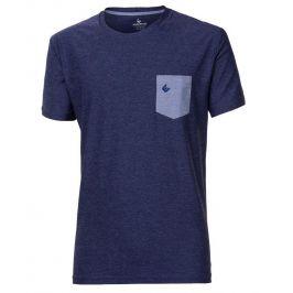 Pánské triko Progress OS Mark 24AO Velikost: M / Barva: modrá