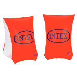 Rukávky Intex Deluxe Arm Bands 58642EE Barva: oranžová
