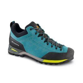 Dámské boty Scarpa Zodiac WMN Velikost bot (EU): 37 / Barva: modrá
