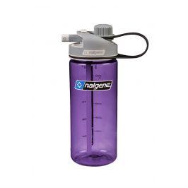 Láhev Nalgene MultiDrink 20oz 600 ml Barva: purple