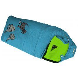 Dětský spacák Boll Patrol Lite Zip: Pravý / Barva: modrá