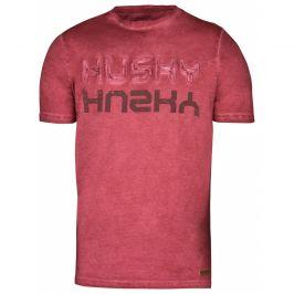 Pánské triko Husky Broker M Velikost: M / Barva: červená
