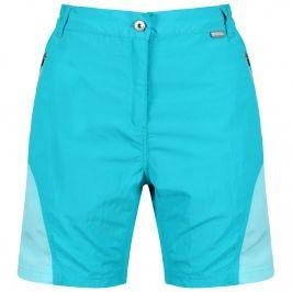 Dámské kraťasy Regatta Sungari Shorts Velikost: XS (8) / Barva: světle modrá