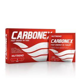Energetické tablety Nutrend Carbonex Příchuť: bez příchuti