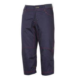 Dámské 3/4 kalhoty Progress OS Paprica 3Q 24JK Velikost: S / Barva: modrá