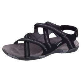 Dámské sandály Hannah Fria Lady Velikost bot (EU): 36 (3) / Barva: anthracite/dark shadow