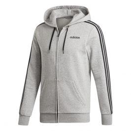 Pánská mikina Adidas Essentials 3-Stripes Velikost: XL / Barva: šedá