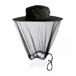 Moskytiéra Lifesystems Mosquito-Midge Head Net Hat