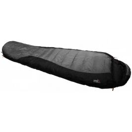 Spacák Warmpeace Viking 900 180 cm wide Zip: Levý / Barva: steel grey/black