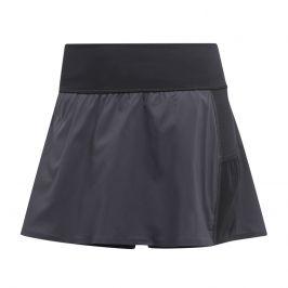 Sukně Adidas Agravic Two-in-One Velikost: S / Barva: tmavě šedá