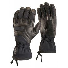 Rukavice Black Diamond Patrol Velikost rukavic: S / Barva: černá