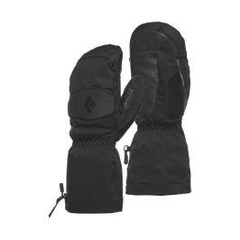 Rukavice Black Diamond Recon Mitts Velikost rukavic: S / Barva: černá