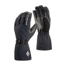 Rukavice Black Diamond Pursuit Velikost rukavic: M / Barva: černá