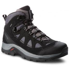 Pánská obuv Salomon Authentic Ltr Gtx Velikost bot (EU): 44 (UK 9,5) / Barva: černá/šedá