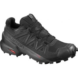 Dámské boty Salomon Speedcross 5 Gtx W Velikost bot (EU): 37 (1/3) / Barva: černá