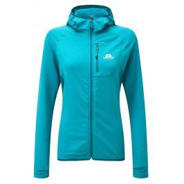 Dámská mikina Mountain Equipment W's Eclipse Hooded Jacket Velikost: L (14) / Barva: modrá
