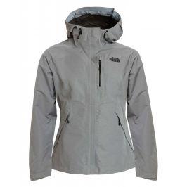 Dámská bunda The North Face Dryzzle Velikost: XS / Barva: šedá