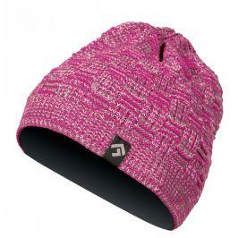 Dámská čepice Direct Alpine Luna Obvod hlavy: 40–50 cm / Barva: růžová