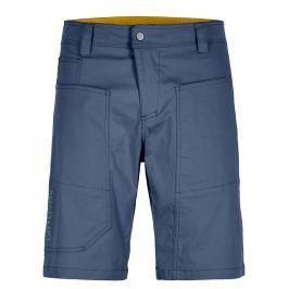 Pánské kraťasy Ortovox Engadin Shorts Velikost: L / Barva: modrá