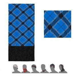 Šátek Sensor Tube Fleece Hero modrá Barva: modrá