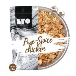 Lyo food Kuře pěti chutí s rýží 370 g