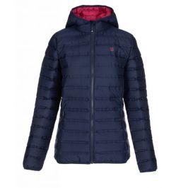 Dámská zimní bunda Loap Ituli Velikost: XS / Barva: modrá