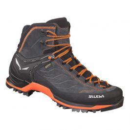 Pánské boty Salewa MS MTN Trainer MID GTX Velikost bot (EU): 44,5 / Barva: černá/oranžová