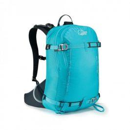 Dámský batoh Lowe Alpine Descent ND 23 Velikost zad batohu: S / Barva: světle modrá