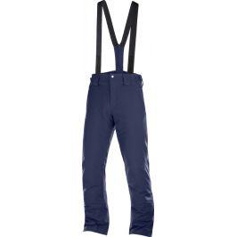 Pánské kalhoty Salomon Stormseason Velikost: L / Barva: tmavě modrá