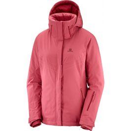 Dámská bunda Salomon Stormpunch Jk Velikost: M / Barva: růžová