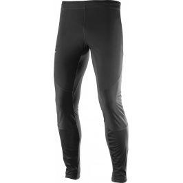 Pánské kalhoty Salomon Agile Softshell Tight Velikost: M / Barva: černá
